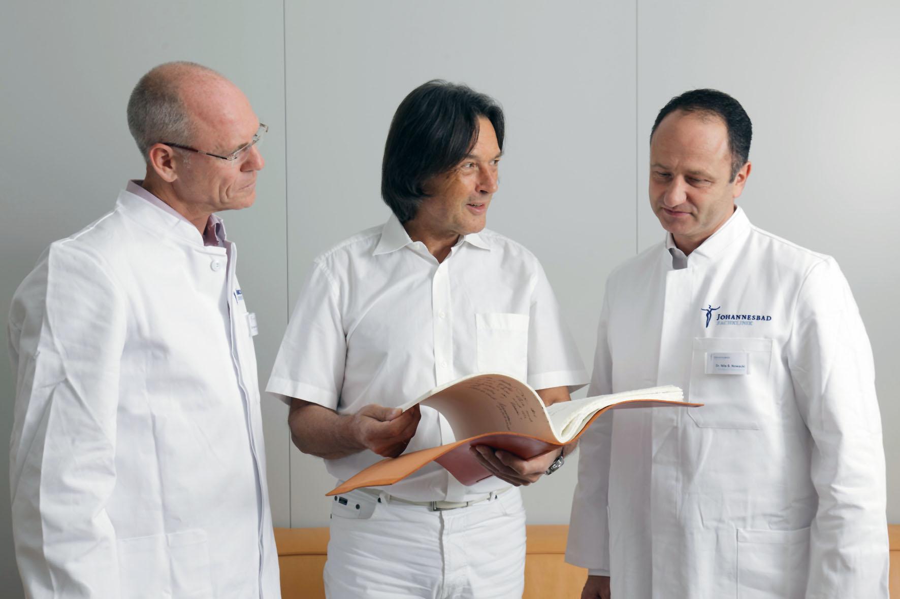 Dr. Hans-Wilhelm Müller-Wohlfahrt Praxis